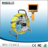 Sistema da câmera da inspeção da tubulação do CCTV de Wopson