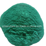De groene Norm van ISO van de Prijs van de Fabriek van het Poeder van het Oxyde Fe2o3 van het Ijzer van de Kleur