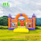 娯楽弾力がある城の子供のための跳躍の家の膨脹可能な警備員