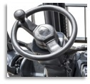 3.5T CE сертифицированных дизельного двигателя вилочного погрузчика