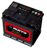最上質のSealed Maintenance Free Vehile Battery DIN60 12V60ah
