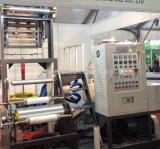 Kleiner Plastikfilm, der Maschine für Shirt-Beutel herstellt