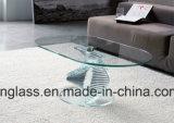 居間表のための超明確な緩和されたガラス