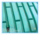 Haut de la plaque de la mâchoire de moulage en acier au manganèse pour Metso, Terex Pegson