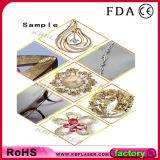 Machine van de Reparatie van de Juwelen van het Lassen van de Laser van de Juwelen van de hoge Frequentie de Draagbare Goedkope