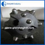 Gl90-90mmの低い空気圧の石ドリルDTHのハンマーボタンビット