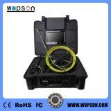 Водонепроницаемый Wopson бедных канализационных трубопроводов положение камеры обнаружения