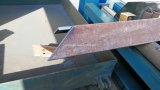 Machine de découpe de l'angle automatique