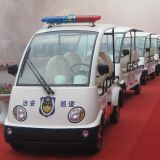 4 Seat Park Playground Electric Security Patrol Car (DN-4P)