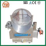 Картофельные стружки газового нагрева сертификата Ce промышленные Semi автоматические делая машину