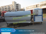 2000liter Direct Expansion Farm Milk Cooling Tank