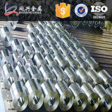 DC51D+Z a galvanisé la bobine en acier enduite par zinc de tôle d'acier
