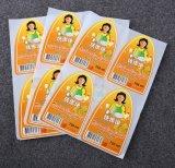 La impresión personalizada de PVC etiquetas para productos químicos