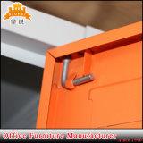 Casier en acier coloré en métal de cadre de Module de meubles de mémoire de 6 portes
