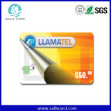 kontaktlose Chipkarte 125kHz/13.56MHz/860-960MHz mit kundenspezifischer Größe