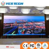Haute luminosité de l'enregistrement de l'énergie pleine couleur Affichage LED fixe pour la publicité