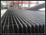 河北Anpingの専門の耳障りな製造業者によって電流を通される床の格子。 棒格子。 堀の格子