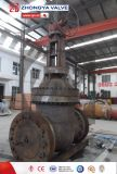 Válvula de gran tamaño de válvula de compuerta de la fabricación de DN700 PN16