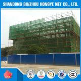 Andaime da alta qualidade que constrói a rede de segurança verde da construção para a exportação
