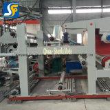 Qualitäts-graue Vorstand-Papiermaschinen-verwendete Wellpappen-Maschinen