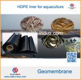 プラスチックHDPEシートのGeomembraneのフィルムはさみ金