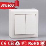 Botón de encendido remoto inalámbrico de control del interruptor de ahorro de energía