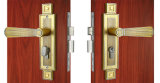 Жительства Mortise двери установить цинк сплав запись Mortise Lockset двери