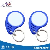 Arten Form der beweglichen RFID personifizierten ABS Keychain
