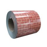 Le premier de la qualité d'acier galvanisé prélaqué bobine de tôle de toit