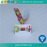RFID Papier PVC 915MHz Alien H3 Bracelet jetable