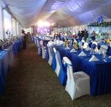 Venda quente da barraca ao ar livre impermeável branca do evento do partido do PVC em África