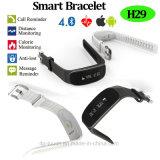 심박수 모니터 (H29)를 가진 Bluetooth 유행 지능적인 팔찌