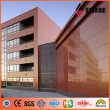 Spektren PVDF, die Außendekoration-zusammengesetztes Aluminiumpanel beschichten (ACP)