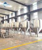 ホテルのレストランおよびビールプラントのためのHigh-Costパフォーマンスビール醸造装置のクラフトビール醸造