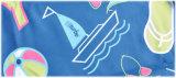 Полотенце замши печатание экрана эластичное (APA-EST-032)
