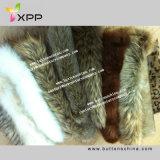 Fur Coatのための高品質Colorful Faux Fur