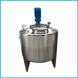 Double réservoir revêtu de mélange revêtu de réservoir de réservoir de double de vapeur revêtue revêtue de réservoir