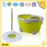 Ménage 360 Rotation de nettoyage de la poussière en microfibre Mop