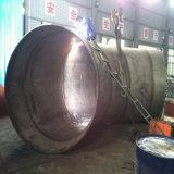 L'aggraffatura di Bw ha saldato la curvatura del mitra dell'acciaio inossidabile Ss304/Ss316