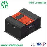 Мини-Size Многофункциональный 30A Высокоэффективные MPPT солнечного контроллера заряда
