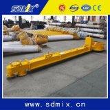 Trasportatore di vite di progetto di costruzione di uso del cemento di D219mm