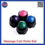 Relajar el cuerpo de resina de mano de la presión del masaje de rodillos de laminación bolas bolas masajeador