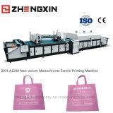 La Imprimante/Automatic no tejidos máquina de impresión de pantalla monocromo Zxh-A1200