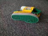 Moda calçados infantis, sapatos de lona, sapatos de lona Casual
