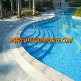jet de la fibre de verre 2400tex vers le haut du boudinage pour la piscine