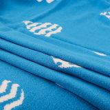 Leichte umschaltbare Baumwollknit-Baby-Decke CB-K16011