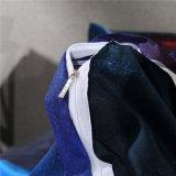 Materia textil barata superventas del hogar del lecho de la galaxia del diseño único