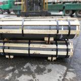 Графитовые электроды углерода ранга наивысшей мощности HP UHP Np RP в индустриях выплавкой с ниппелями