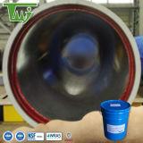 Heavy Duty revestimiento epoxi protector para la canalización de hierro dúctil