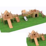 Grand terrain de jeux extérieur jouets/utilisé Outdoor Kids Game/1 à 6 ans Terrain de jeux extérieur